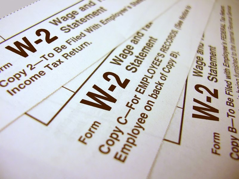 New Date for When 2017 W2 Forms Come Out in 2018 – National Tax ...