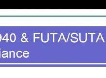 form 940 futa