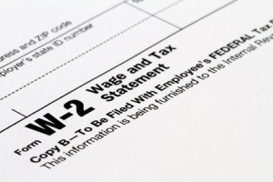 How to find a quick copy of your W2 form online with the free W2 finder.