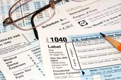 IRS 1040EZ Tax Return Form Guide 2019, 2020