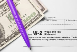 You can file your taxes sooner when you use the W2 finder.