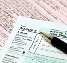 IRS 1040EZ Form