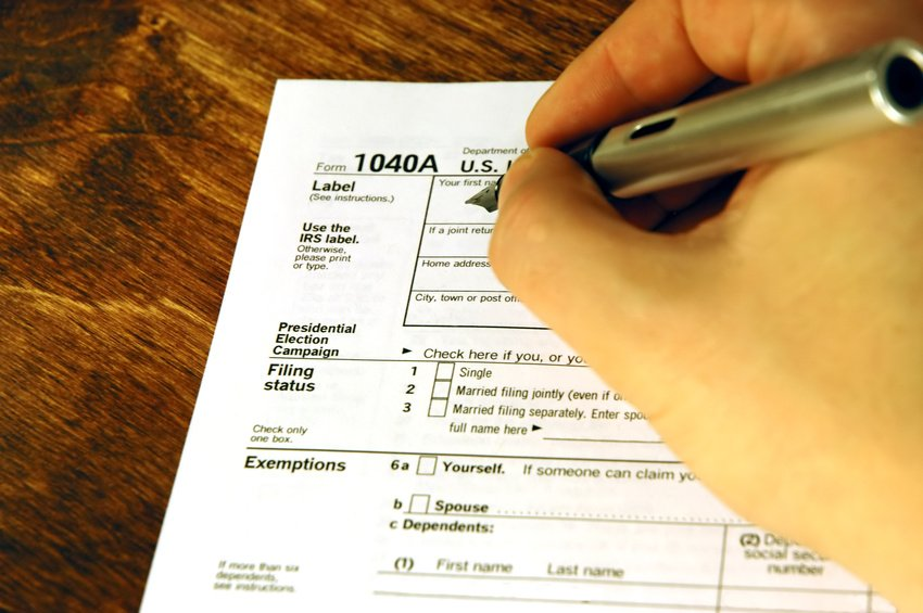 What Is Irs Tax Form 1040a For 2018 2019