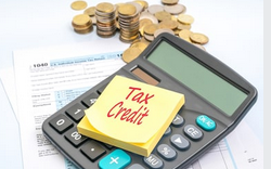 Earned income tax credit worksheet and calculator.