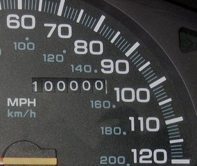 What is the IRS mileage rate?